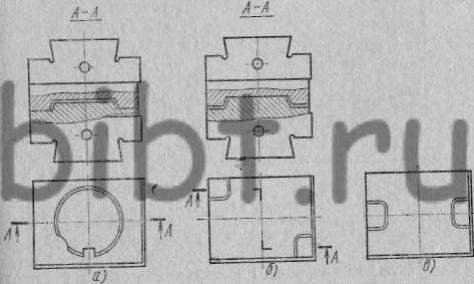 замков молотовых штампов: