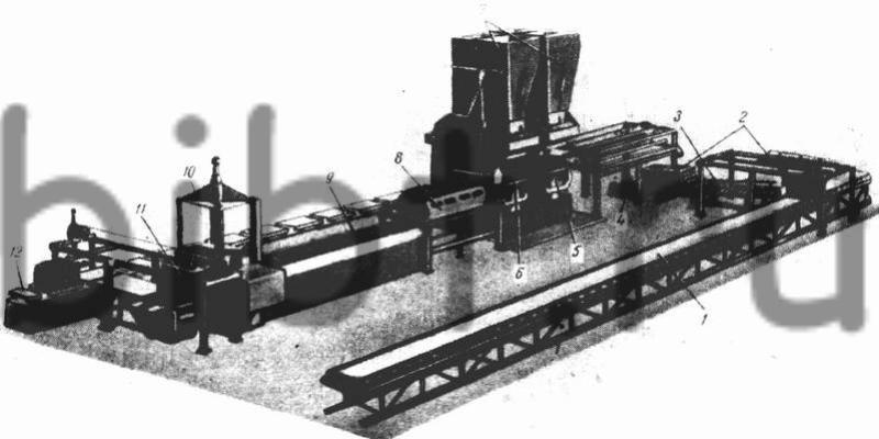 Схема автоматической