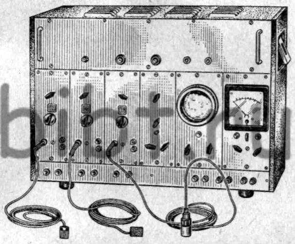 Виброметр SDM132
