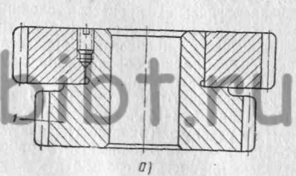 На фиг.  227 дана технологическая схема сборки трубной мельницы.