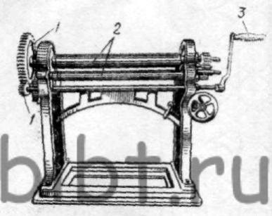 Механизированная правка. Правка : на вальцах, на листоправильной вальцевой машине.