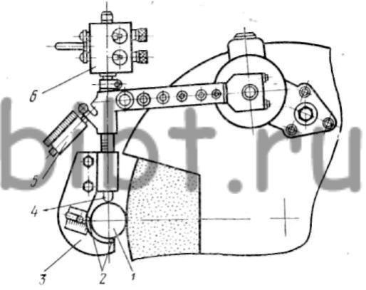 Перейти вверх к навигации.  Рис. 118.  Трехконтактное измерительное устройство.