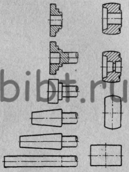 Стадии штамповки на ГКМ