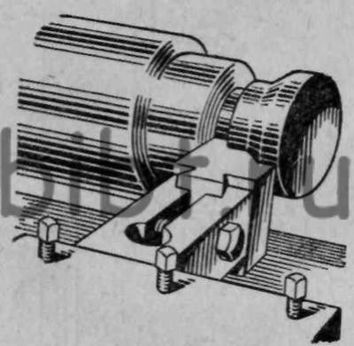 Схема обтачивания фасонным