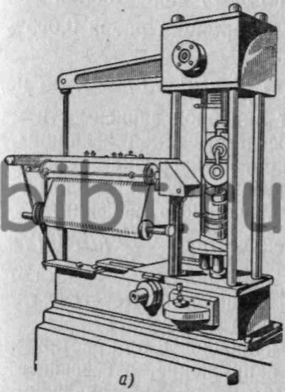 Разрывная машина типа ИМ-4Р