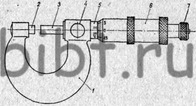 микрометр инструкция по применению - фото 2