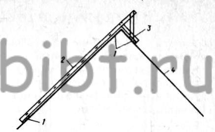 Лестница для крыши своими руками чертежи 707